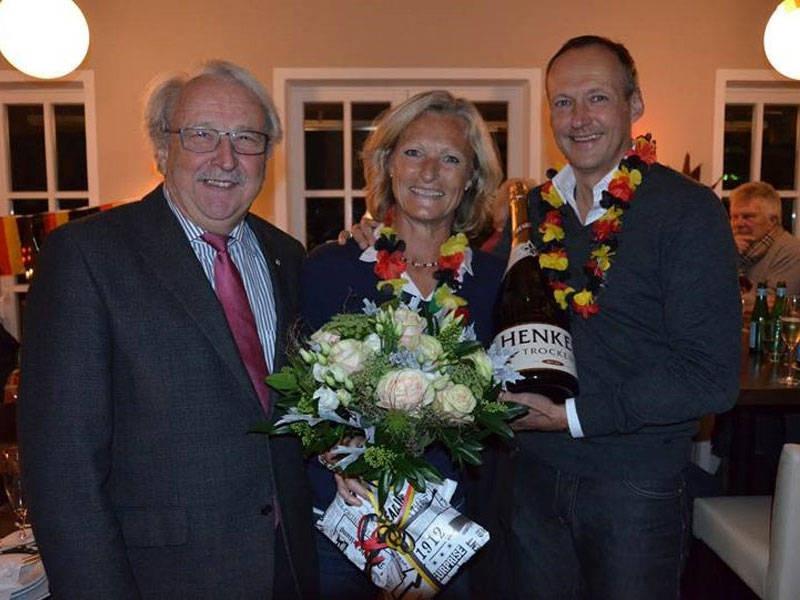 Helga Nauck ist Weltmeisterin